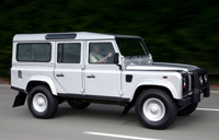 The Defender 'Silver' Limited Edition - 2005